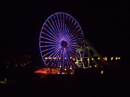 Ferris Wheel 1 by Renstock