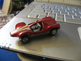 1983 Speedpeeker Hot Wheel by tootallsara