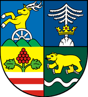 Coat of arms of Slovak Dam region by hosmich