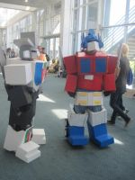 Wheeljack at AX 2012 p6 by LovesTransformers