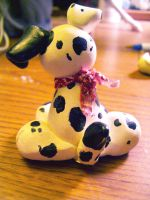 Dalmation puppy tail by ryliecat