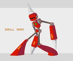 Drill Man - Rootay by Rootay