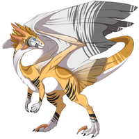 Angelfish Wildclaw by lulubellct