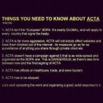 ACTA WILL AFFECT YOU-REPOST by yinyangswings