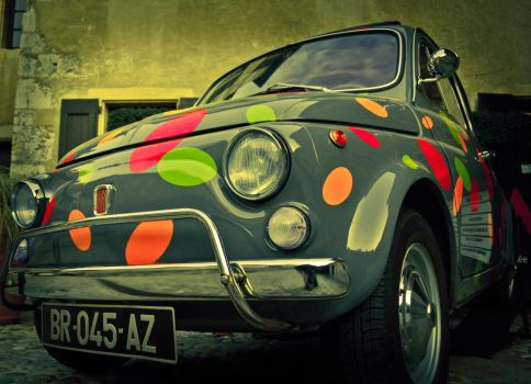 Cinquecento by shalk08