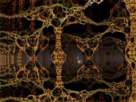Lysergica : Night in the neural Caves by PhotoComix2