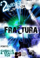 Poster Fractura by auravaz