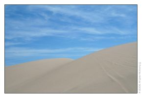 Lost In The Sand Dunes III by Astraea-photography