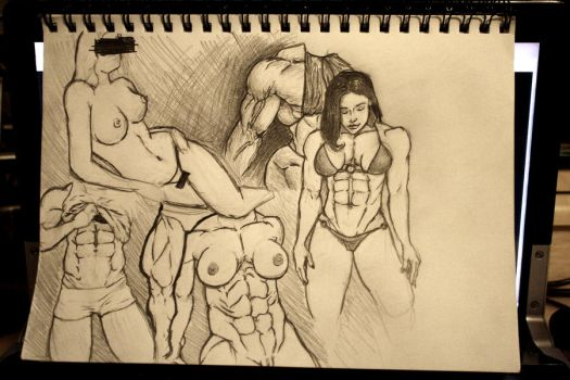 I like muscle girls :P by dr-robert420