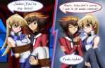 .: YGO GX FianceShipping : Rescue Scenes :. by Sincity2100