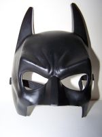 Batman Mask by seiyastock