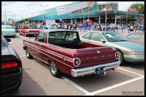 1965 Ford Ranchero by compaan-art