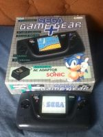 Sega Game Gear Sonic The Hedgehog by ClassicSonicSatAm