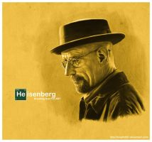 Heisenberg by Kinght200