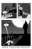 Hallowhaus Issue 2 - Page 2 by thezombified