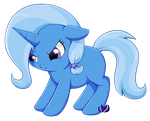 the great and pouty-ful Trixie by raininess