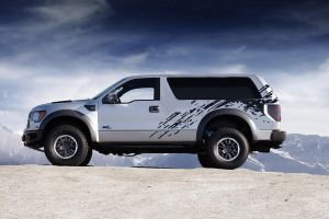 Ford Bronco SVT Raptor 2 by MVTPhotography