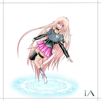 IA by Lilyhum