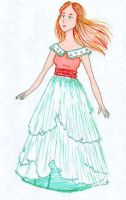Ginny Yule Ball by TheNorthMint