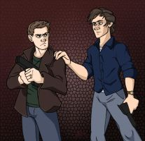 The Winchesters by pai-draws