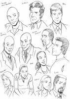 Studies from 'The Wire' by dirktiede
