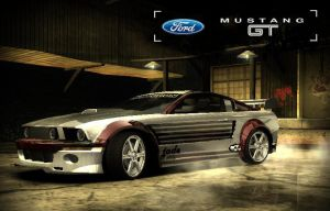 NFS MW Ford Mustang GT 8 by Dark-AngeL-21