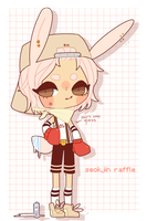 adopt raffle 2 [winner chosen!] by seokjin