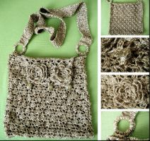 Crochet Bag by monzagrl