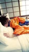 KHR: Crawl Into Bed With Me by SugarBunnyCosplay