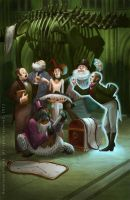 Science Of The Discworld 3 by katea