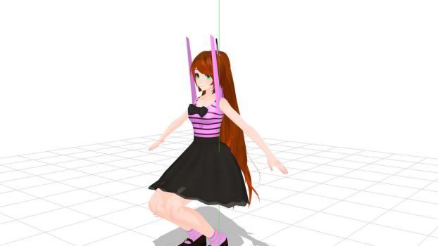 MMD / PMX Editor help needed by HimeSeira-sama