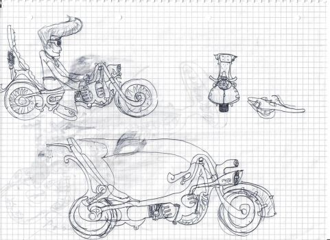 Chopper by Tostec
