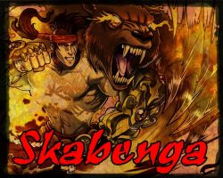 For Skabenga by BoomLegend