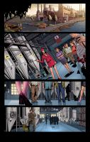 True Blood Tainted Love 1 pg 1 by RossHughes