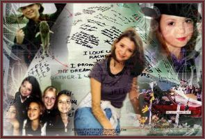 R.I.P Rachel joy scott by XFiVESTRiDESX