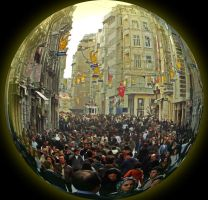 fisheye by STLUKA