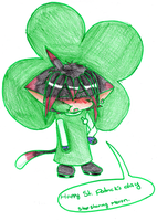 HAPPY LATE ST. PATTY'S DAY 8D by VioletAqua