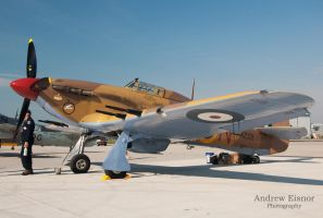 Hawker Hurricane Mk IV by AEisnor
