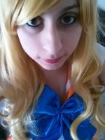 Sailor moon cosplay by Justdraw4000
