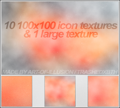 Pink-Orange Textures by Art-of-Illusion