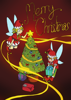 Christmas 2012 by magic-boots