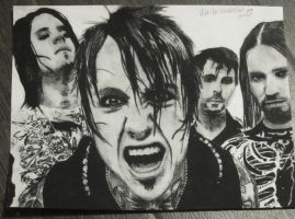 Papa roach by phannygc