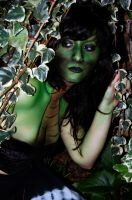 Lizard Woman Body Paint 09 06 by SitaMushroom
