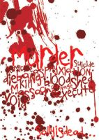 murder on the kitchen floor. by wanky