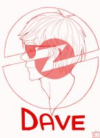Dave Strider by NerdyLazorz