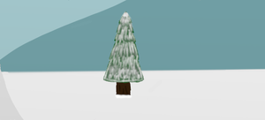 A winter tree by PnF-lover56