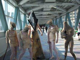 Silent Hill - Fanexpo 2008 by the-princess-bob