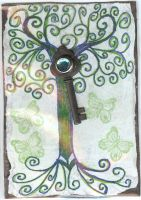 ATC: Life Tree by pamelaski