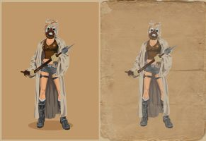 Tusken Tomb Raider UPDATED by mattcantdraw
