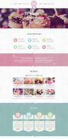 Sweet Cake - One Page PSD Theme by DarkStaLkeRR